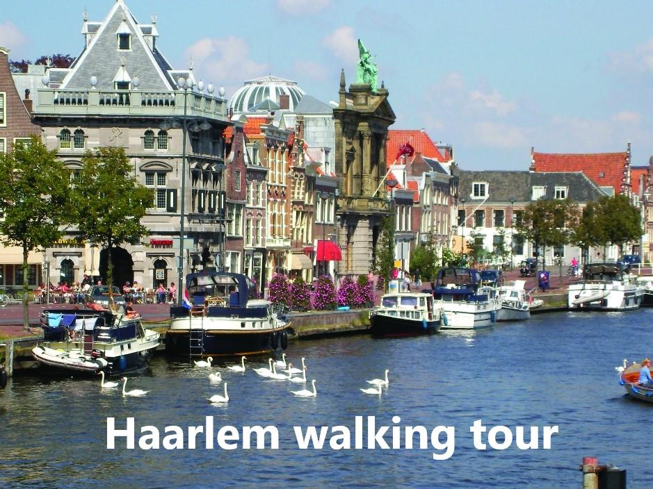Haarlem walk
